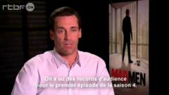 Mad Men saison 4 : interview de Jon Hamm