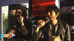 Pure Fm : JUSTICE Interview - Nuits Botanique 2013