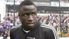 Raction de Cheikhou Kouyat aprs Anderlecht-Zulte Waregem