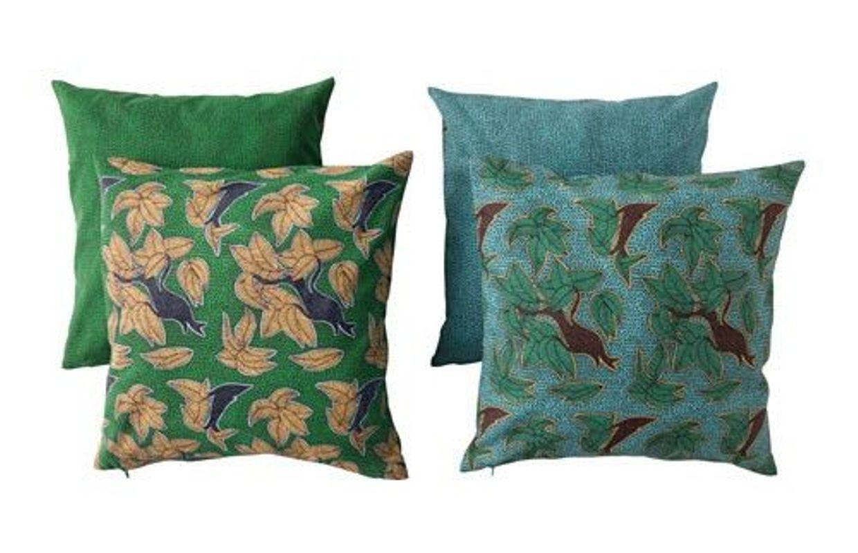 Des couleurs estivales pour son salon de jardin for Coussin salon de jardin ikea
