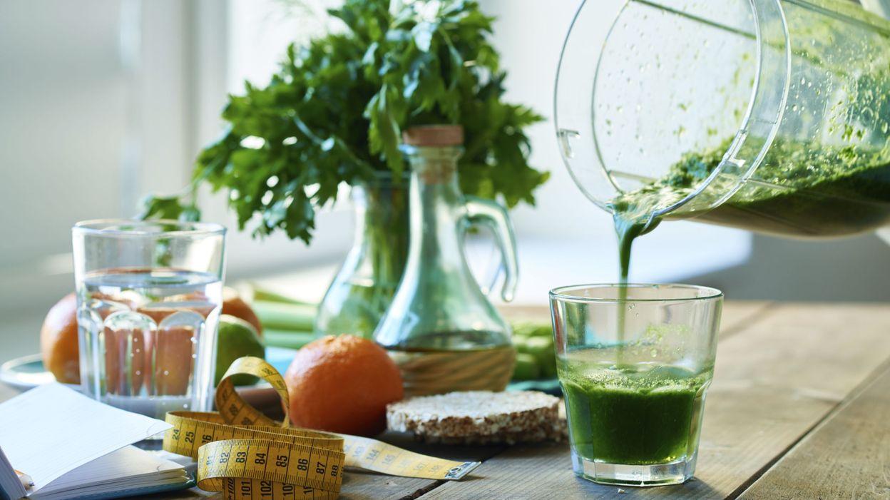 Des smoothies aux plantes sauvages rtbf cuisine - Cuisine plantes sauvages ...