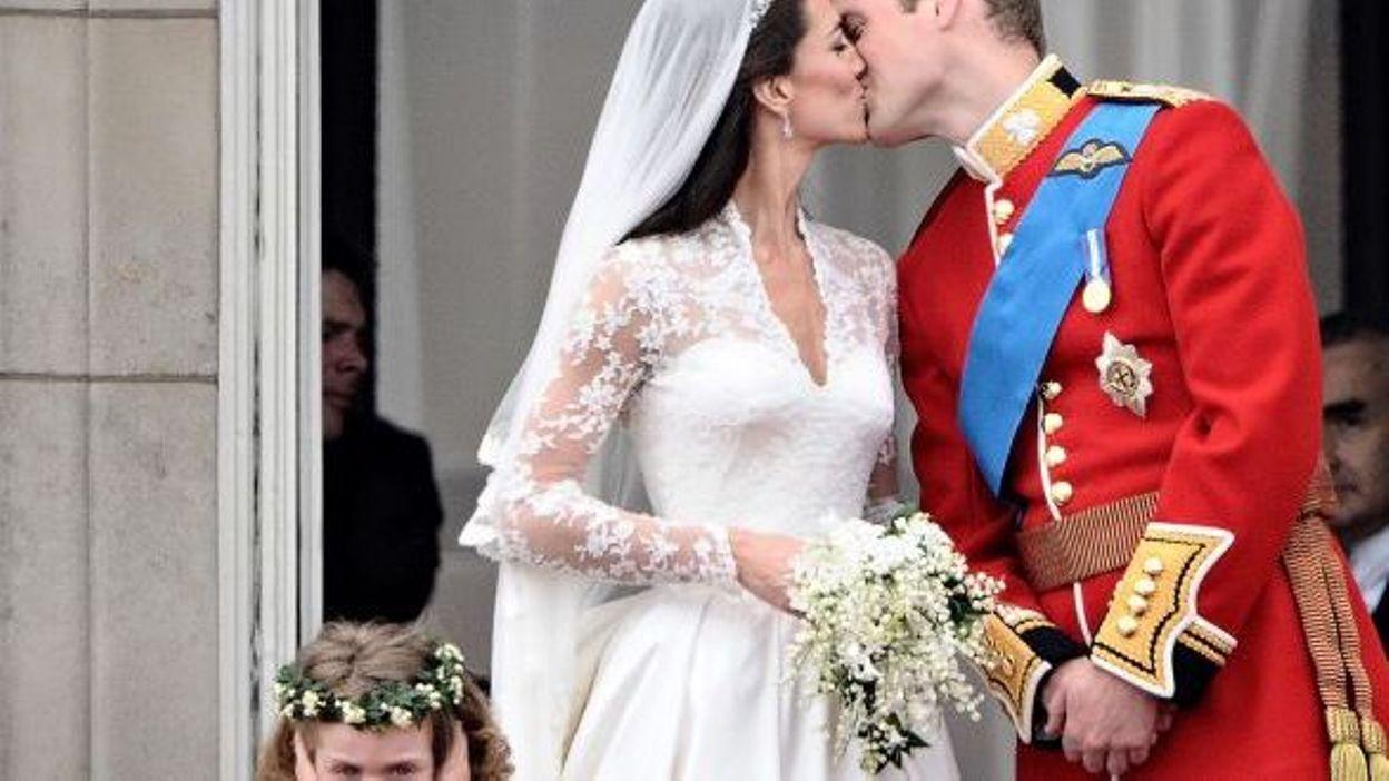 Свадьба принца уильяма и кейт миддлтон 21 фотография