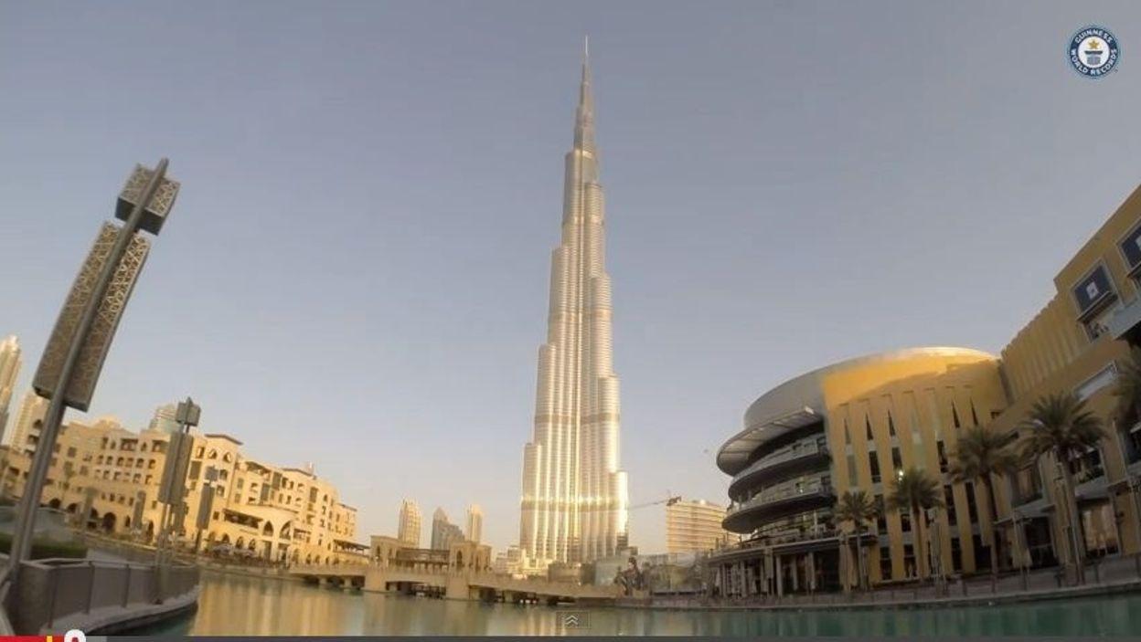 Les coulisses de la construction de la plus haute tour du monde - Les plus hautes constructions du monde ...