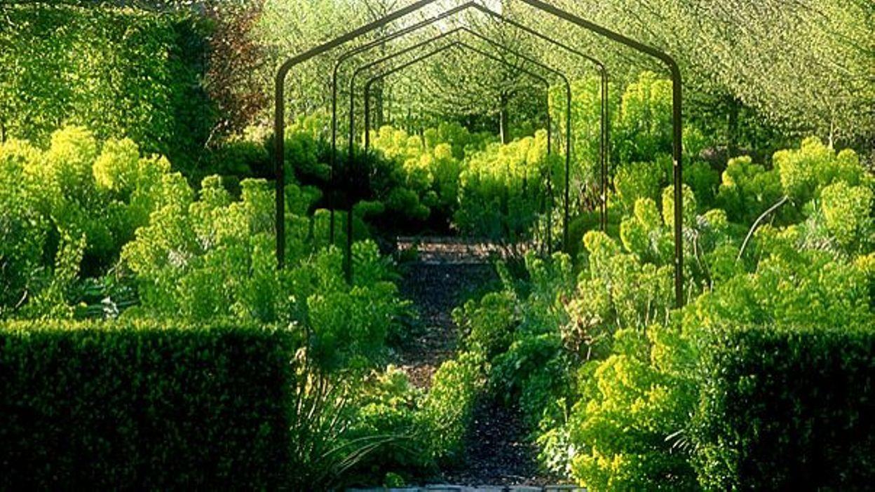 En normandie le jardin plume rtbf jardins loisirs for Le jardin plume
