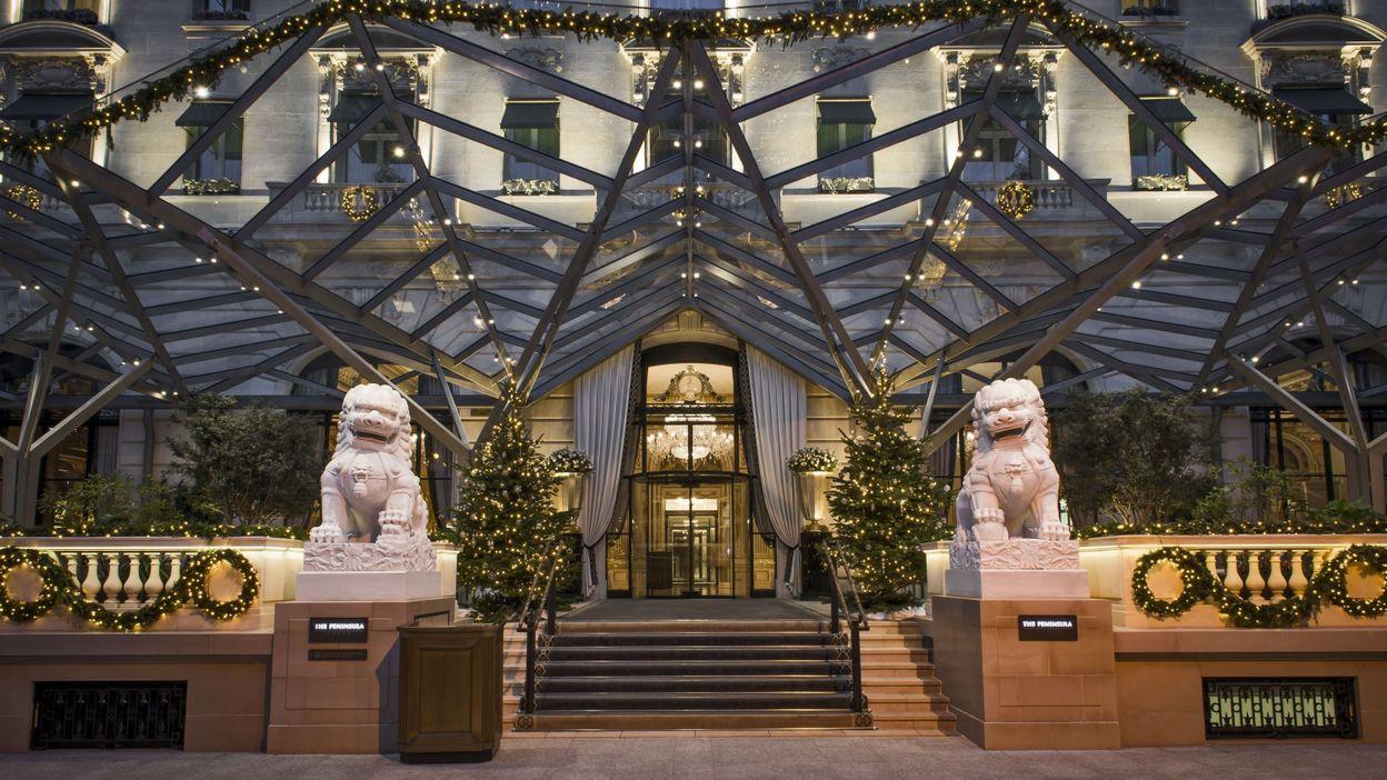 F ter la nouvelle ann e en grandes pompes dans les palaces parisiens rtbf v - La vie dans les palaces parisiens ...