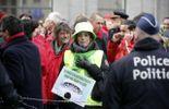 """Grève générale: des huissiers proposent une """"intervention rapide"""" contre les piquets"""