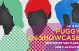 Puggy en showcase