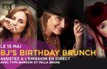 BJ's Birthday Brunch