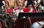 Kate et William le jour de leur mariage le 30 avril 2011