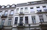 Triplex familial contemporain dans maison bourgeoise bruxelloise