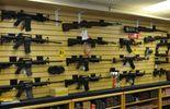 Un magasin d'armes