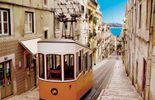 """Visite de Lisbonne,  """"Lisa """" comme l'appellent ses habitants"""