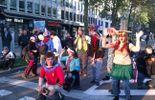 Les indignés à Bruxelles