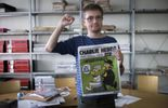"""Charb, le directeur de Charlie Hebdo a déclaré que le Premier ministre français devait """"soutenir la liberté de la presse et de la République""""."""