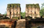 Sri Lanka : Polonnaruwa et les singes