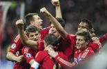 Le Bayern bat de justesse le Real