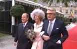 Le Prince Laurent aux noces du prince de Chimay