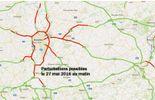 Grève SNCB et tunnels fermés: Bruxelles a connu le grand embouteillage