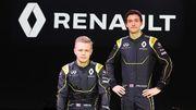 """Palmer s'attend à une saison """"difficile"""" chez Renault"""