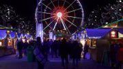 Les autorités de la Ville ouvrent les Plaisirs d'hiver dans un contexte inédit (photos)