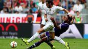 Les Belgian Spurs dominés par le Real Madrid en amical