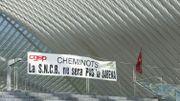 SNCB: la grève se poursuit au moins jusque vendredi 11h30