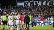 Bastia rétrogradé en Ligue 2