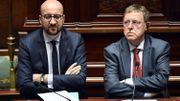 """Charles Michel défend son budget: """"Nous sommes sur le bon chemin"""""""