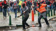 Bruxelles : des dizaines de milliers de manifestants, des incidents hors cortège