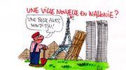 Faut-il bâtir des villes nouvelles en Wallonie?