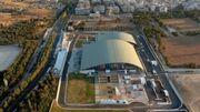 Les sites olympiques en vente.