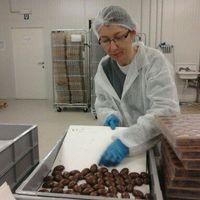 L a chocolaterie Belvas