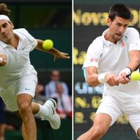 Federer-Djokovic, une question de suprématie