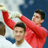 Courtois reste à l'Atletico Madrid