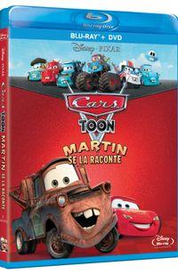 Cars toon martin se la raconte en attendant cars 2 - Coloriage cars toon ...