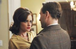 Alexis Bledel dans Mad Men