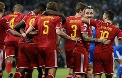 Assistez au match amical Belgique-Finlande