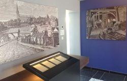 La scénographie évoque le séjour de Van Gogh dans le Borinage.