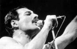 Freddie Mercury  - Tous droits réservés ©