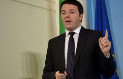 Italie: le Premier ministre Matteo Renzi une réforme constitutionnelle