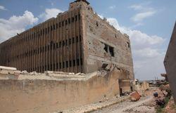 La prison d'Alep, contrôlée par le pouvoir
