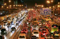 La Chine invente un incroyable bus qui ne sera plus jamais coincé dans les embouteillages