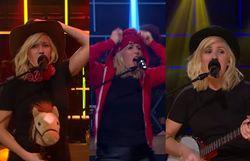 Délire: Ellie Goulding reprend son mégatube en hip hop, country, reggae, gospel, dance...