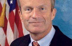 Le représentant républicain Todd Akin
