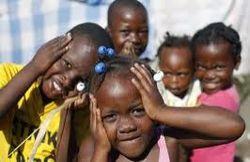 Enfants Haïti