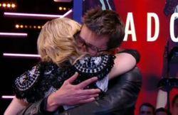 Vidéos: Madonna au bord des larmes, 2 titres live + date belge