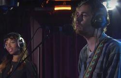 Sam Smith adore la surprenante reprise d'une de ses chansons par Hozier