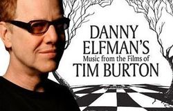 Danny Elfman's music from the films of Tim Burton, Palais 12, 30/4