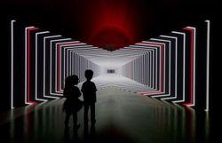 Le MEDIA DÔME: une expérience numérique et interactive très excitante