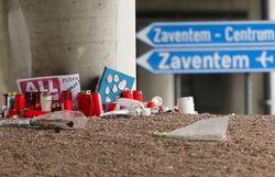 Attentats à Bruxelles: quelque 200 personnes se sont recueillies à Brussels Airport